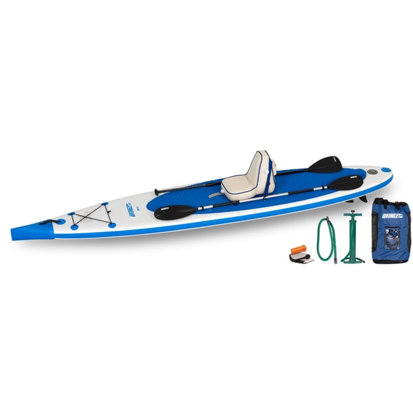 Sea Eagle NN14 Needle Nose SUP Deluxe Package