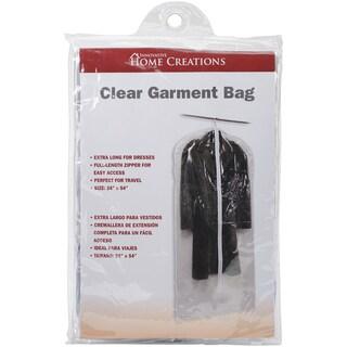 Clear Dress/Suit Bag