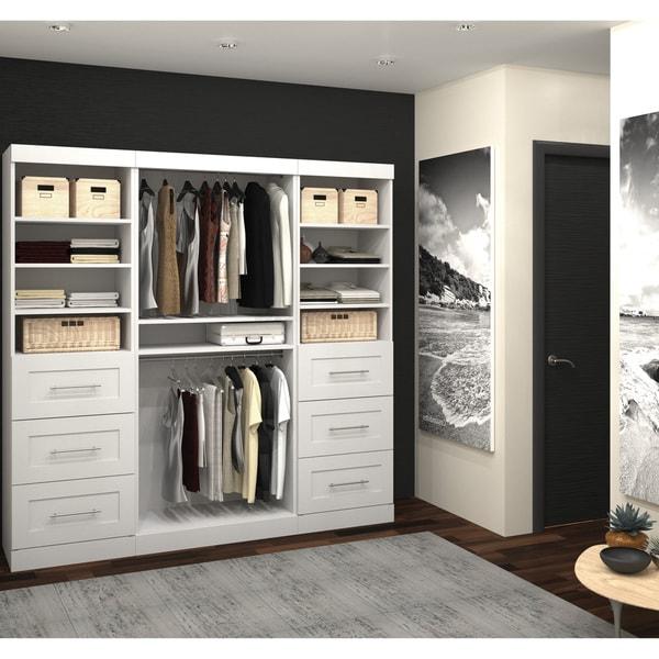 Shop Pur By Bestar 86 Inch Classic Kit Storage Unit 86