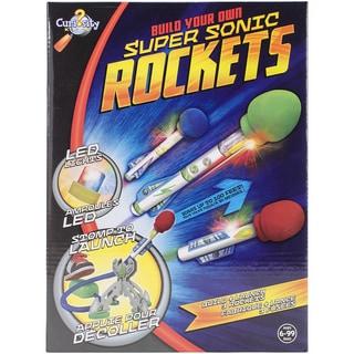 Curiosity Kits (R) Super Sonic Rockets Kit-Super Sonic Rockets