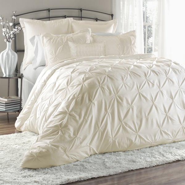 Bedding Decor: Shop Lush Decor Lux 6-piece Comforter Set