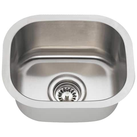 1512 Stainless Steel Bar Sink