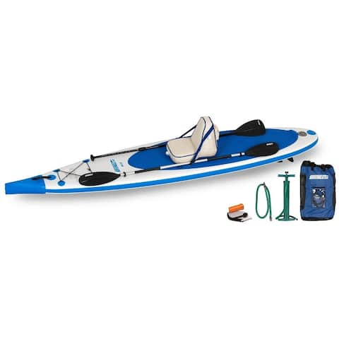 Sea Eagle NN116 Needle Nose SUP Deluxe Package - Blue