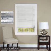 Achim Cordless Deluxe Sundown 1-inch Room Darkening Window Mini Blind