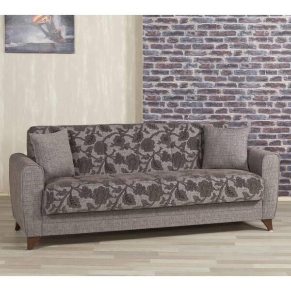 Ottomanson Anatolia Convertible Futon Sofa Bed With