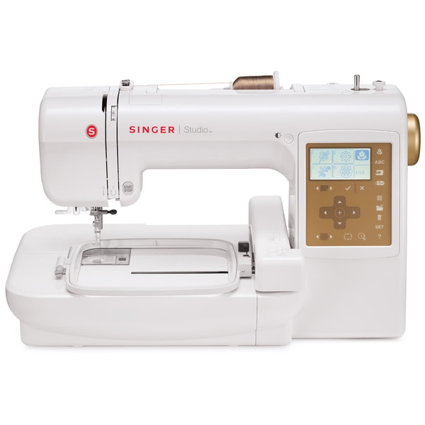 singer studio embroidery machine
