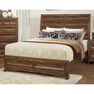 Emerald Harvest Brown Bed Set