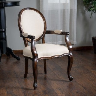 Woodridge Fabric Arm Chair by Christopher Knight Home