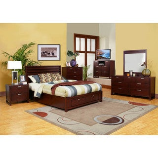 6-piece Camarillo Storage Bedroom Set