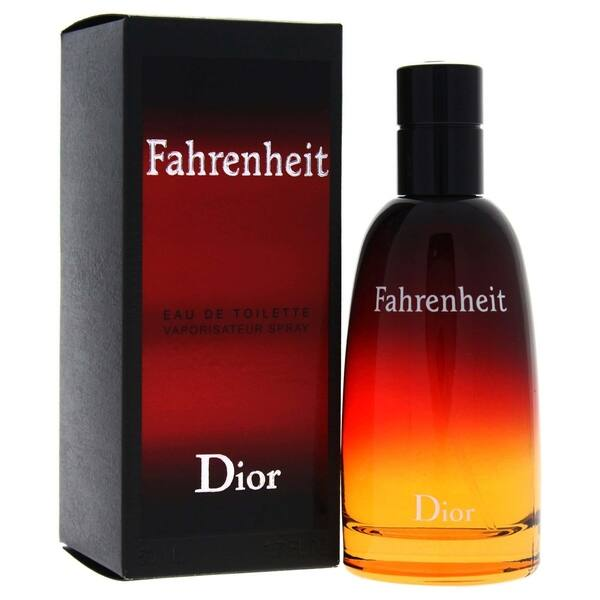 billiger Verkauf bestbewertet billig ausgereifte Technologien Christian Dior Fahrenheit Men's 3.4-ounce Eau de Toilette Spray