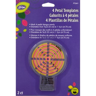LoRan Petal Template 2/Pkg-Small