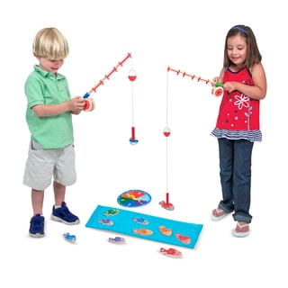 Melissa and Doug Catch and Count Fishing Game
