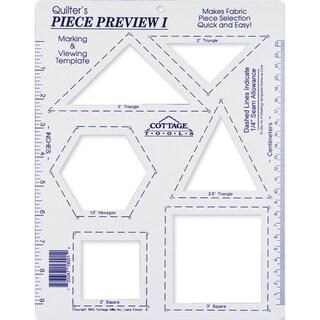 "Piece Preview I-8.5""X11"""