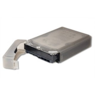 Syba Gray Plastic Storage Box for 3.5-inch HDD Fit 1 HDD Dust-proof Anti-Static