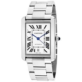 Cartier Men's W5200028 Tank Solo Watch