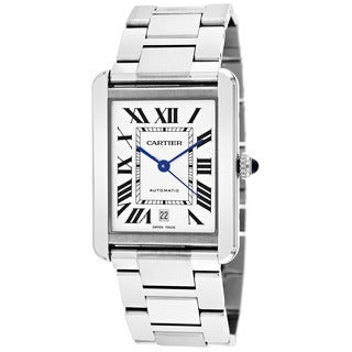 Cartier Men's W5200028 Tank Solo Watch|https://ak1.ostkcdn.com/images/products/9627675/P16813750.jpg?_ostk_perf_=percv&impolicy=medium
