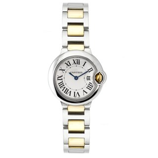 Cartier Women's W69007Z3 Ballon Bleu Watch