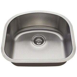 2118 Single Bowl Stainless Steel Sink
