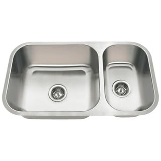 MR Direct 3218B Undermount Stainless Steel Kitchen Sink