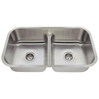Brand: MR Direct · 512 Low Divide Stainless Steel Kitchen Sink