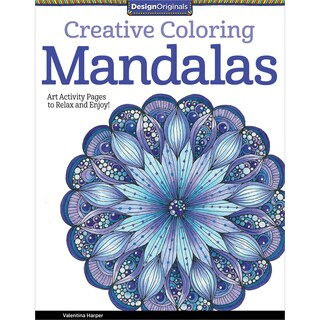 Design Originals 'Creative Coloring: Mandalas' Adult Coloring Book