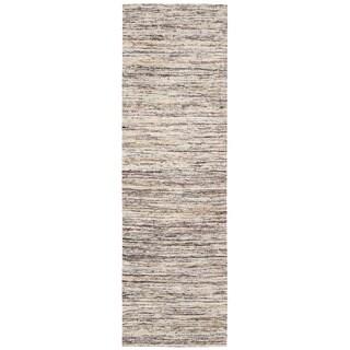 Barclay Butera Zahra Cobble Stone Area Rug by Nourison (2'3 x 7'6)