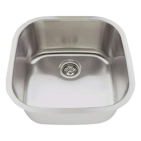 2020 Stainless Steel Bar Sink