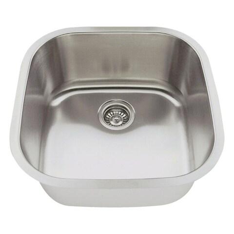 2020 Stainless Steel Bar Sink