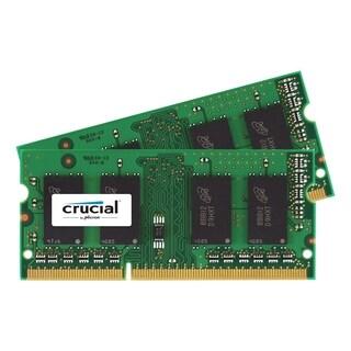 Crucial 8GB (2 x 4 GB) DDR3 SDRAM Memory Module