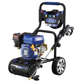 Ford 3100PSI Gas Powered Pressure Washer with Turbo Nozzle