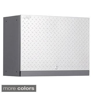 NewAge Products Performance Diamond Plate Wall Cabinet