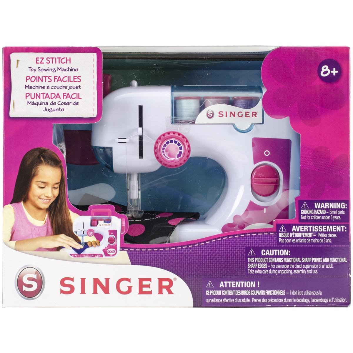 SINGER SEWING CO. A2213 EZ-Stitch Chainstitch Sewing Mach...