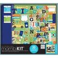 "Me & My Big Ideas Boxed Album Kit 12""X12""-Our Adventure"