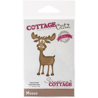CottageCutz Elites Die -Moose