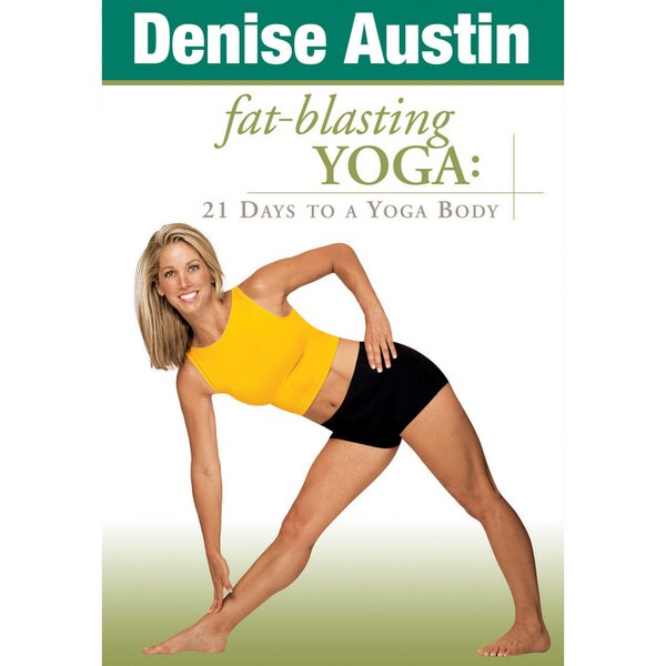 Fat Blasting Yoga: 21 Days To a Yoga (DVD)