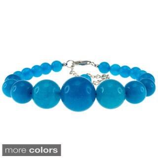 Pearlz Ocean Jade Journey Bracelet Jewelry for Womens