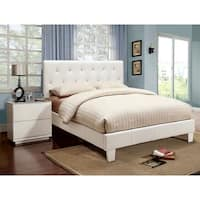 Mircella Contemporary Full 2-piece Platform Bedroom Set