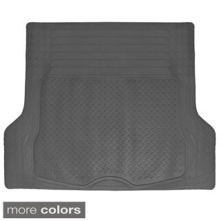 BDK Large Cargo Trunk Trimmable Rubber Mat