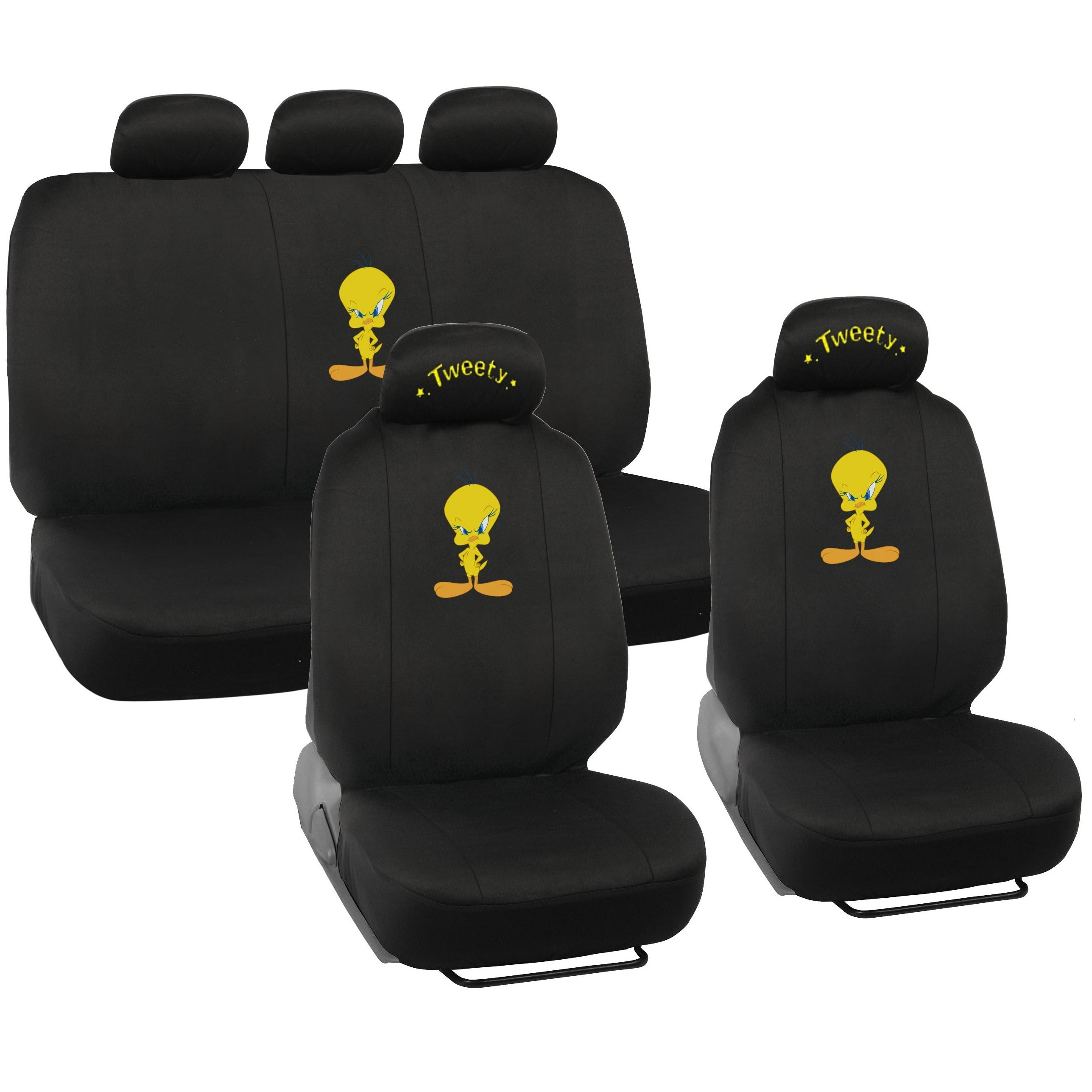 tweety bird seat covers compare prices at nextag