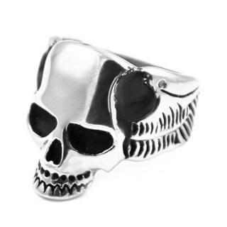 Skull Stainless Steel Ring