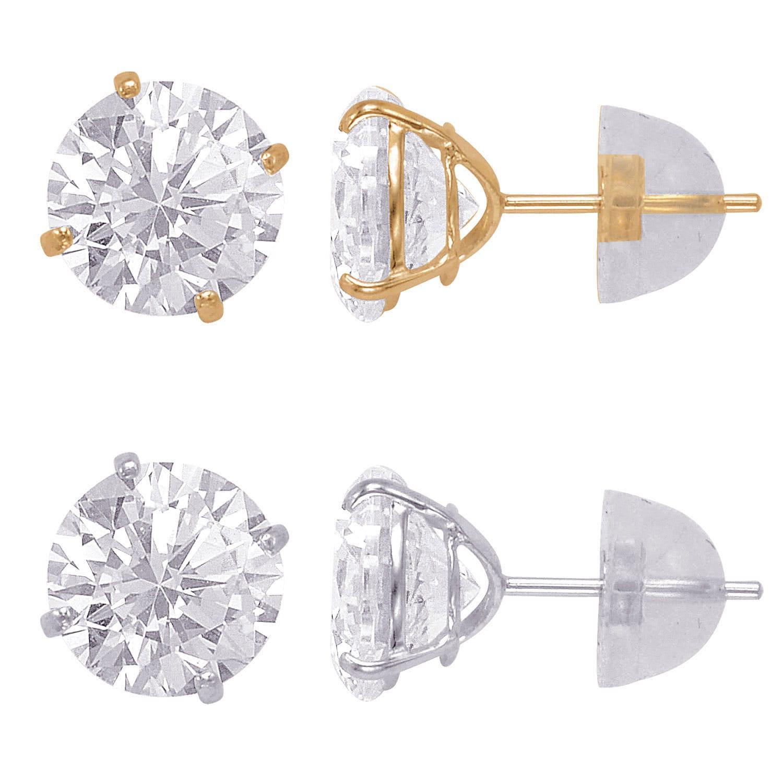 14Kt Gold Stud Earrings Stud Earrings