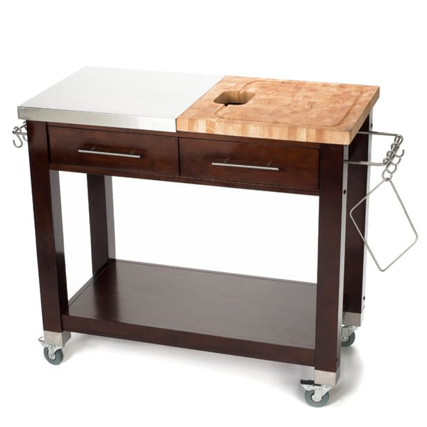 Chris & Chris Pro Chef Series Kitchen Work Station