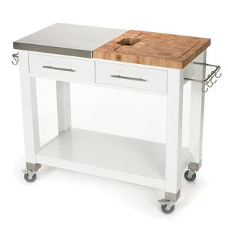 Chris & Chris Pro Chef Kitchen Workstation