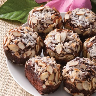 Brownies with Toasted Coconut (4-Pack)