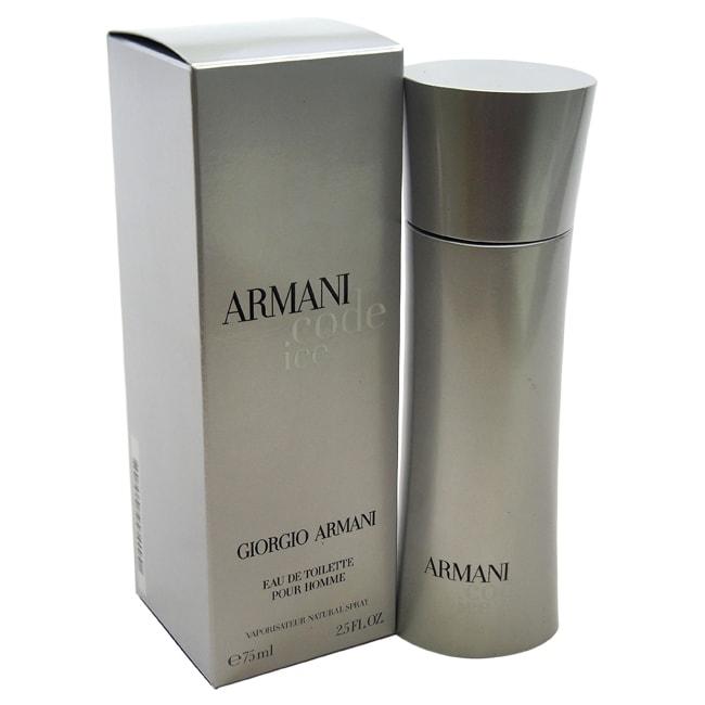 armani code ice 125ml