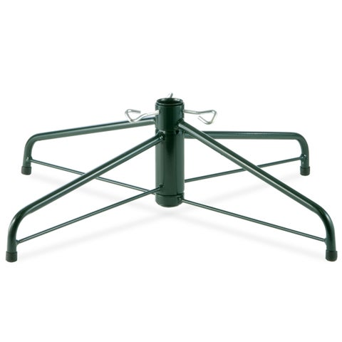 28-inch Folding Tree Stand for 7 1/2 to 8 Foot Trees (With 1.25-inch Pole)