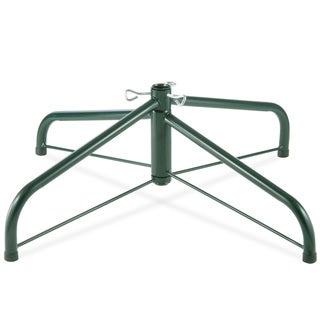 32-inch Folding Tree Stand for 9 to 12-foot Trees (With 2-inch Pole)