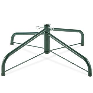 32-inch Folding Tree Stand for 9 to 12-foot Trees (With 1.25-inch Pole)|https://ak1.ostkcdn.com/images/products/9630067/P16815538.jpg?impolicy=medium