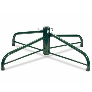36-inch Folding Tree Stand for 9 to 12-foot Trees (With 1.25- 2-inch Pole)