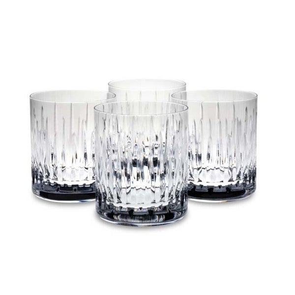 Great Reed And Barton Soho Double Old Fashion (Set Of 4)